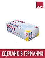Перчатки виниловые ECO PLUS Ampri 10 УП 1000 шт прозрачные
