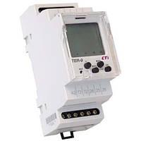 Многофункциональный цифровой термостат TER-9 24В ETI 2471803