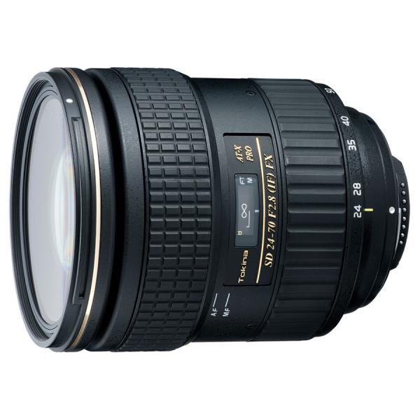Объектив Tokina AT-X PRO FX 24-70mm f/2.8 для Canon ( на складе )
