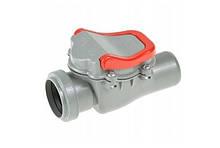 Клапан обратный d 50 мм Aquer канализационный