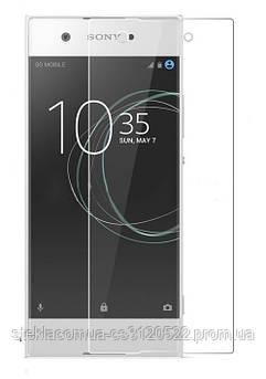Защитное стекло 2,5D Sony Xperia XA1 plus 2017