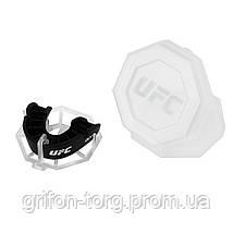 Капа OPRO Junior Bronze UFC Hologram Black (art.002264001), фото 3