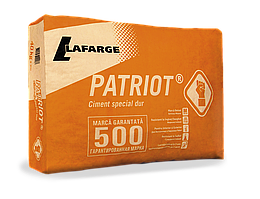 Цемент ПЦ-500 Lafarge Patriot 25 кг