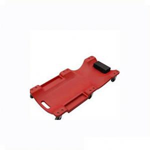 Лежак автосесаря подкатной пластиковый ZX1701A Best