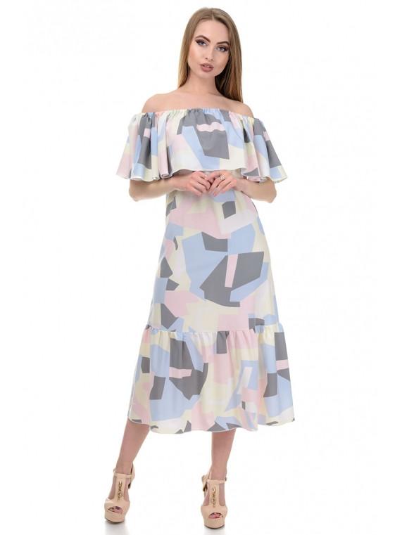 Платье «Ксана», р-ры S-L