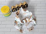 Хлопковая косынка размер 40 - 42 см  , фото 2