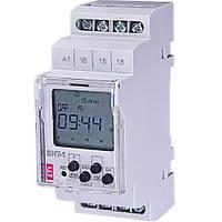 Программируемый цифровой таймер SHT-1 UNI 12-240В 1X16А ETI 2470051