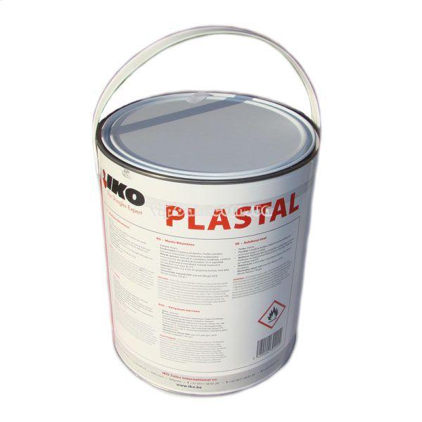 Клей - Мастика IKO Plastal для битумной черепицы, 5 кг.