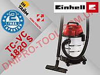 Пылесос промышленный строительный Einhell TС-VC 1820 S (2342167)