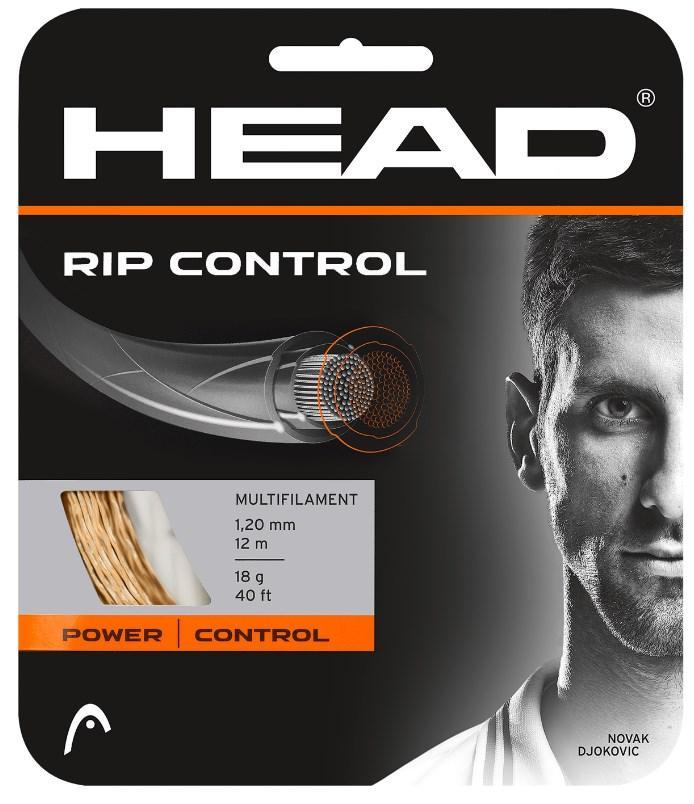 Струны для тенниса HEAD RIP Control Set 2019 726424304851