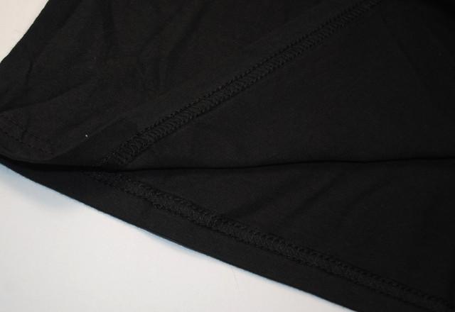 Чёрная мужская футболка Iconic