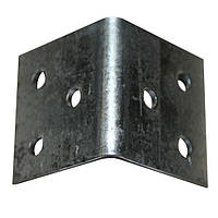 Крепежный уголок равносторонний. 50х50х50x2.0
