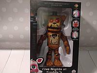 Игрушки 5 пять ночей с Фредди, Фреди / Funko Five Nights at Freddy's, Freddy N5 свет, звук.