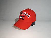 Бейсболка мужская TOMMY HILFIGER 19-88 красная