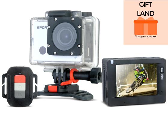 Экшн камера Action Camera B5R + пульт. (аналог GoPro)