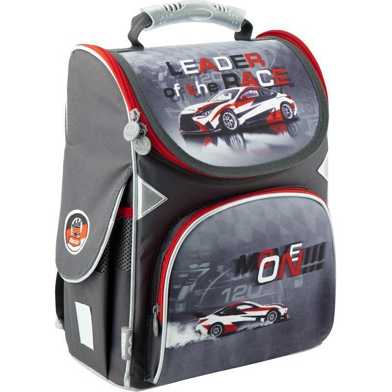 Рюкзак школьный каркасный Gopack GO19-5001S-10