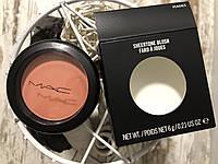Персиковые румяна MAC Peaches