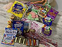 Sweet Box Большая коробка сладостей из США