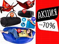 6пр. Надувной диван-ламзак lamzac в наборе (дорожная сумка,портативна колонка JBL,полотенце,гамаки)