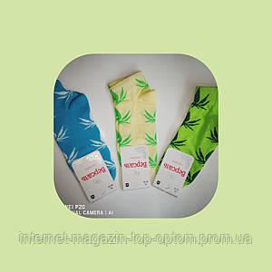 Шкарпетки жіночі з прінтами