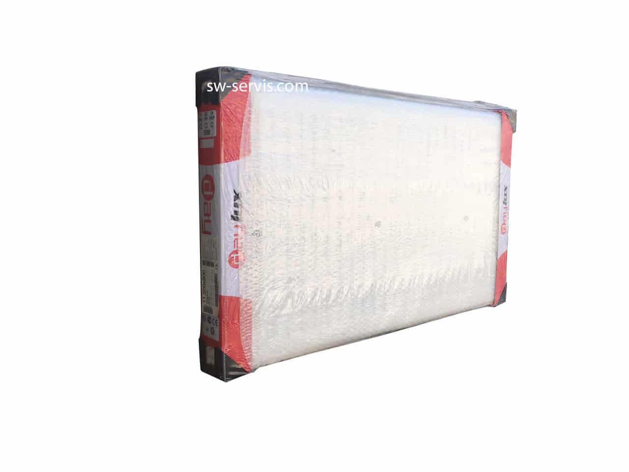 Сталевий радіатор тип 11 600*500 daylux