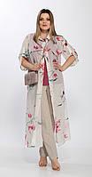 Костюм Lady Secret-3587 белорусский трикотаж, светлые-тона, 52