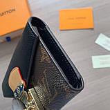 Кошелёк Луи Витон кожаная реплика , фото 5