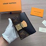 Кошелёк Луи Витон кожаная реплика , фото 8