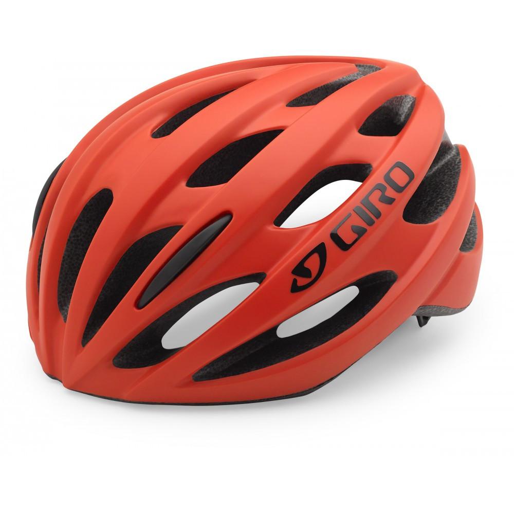Велошлем детский Giro Tempest матовый Glowing красный, Uni (50-57) (GT)