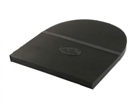 Набойка Лонг-Лайф т. 6,6  мм цвет черный