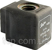 Електромагнітна котушка Rapa M20 24V DC (постійний струм)