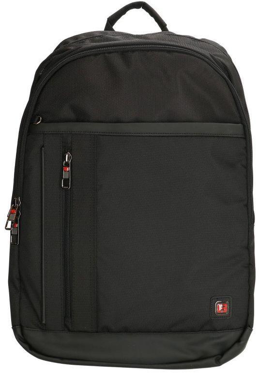 Городской рюкзак Enrico Benetti UPTOWN Eb47199 001, 22л, черный