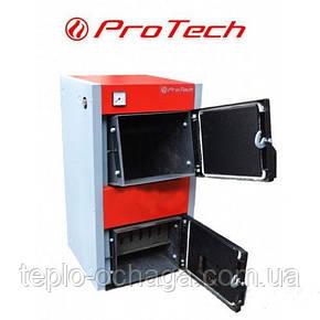 Котел 15 кВт твердотопливный PROTECH ТТ-15С Стандарт, фото 2