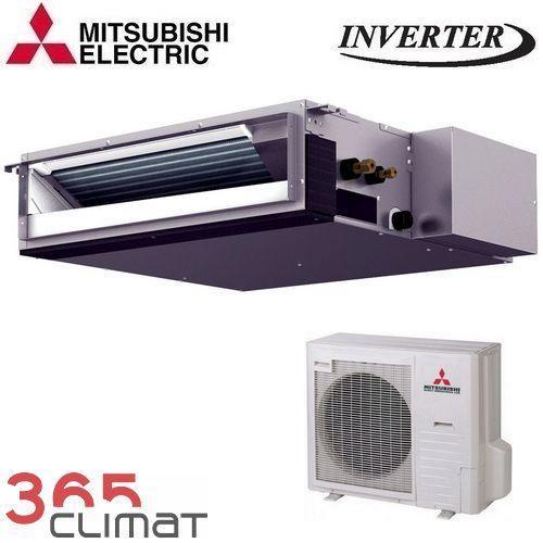 Mitsubishi Electric Канальные Inverter New 2018 (-10°C)
