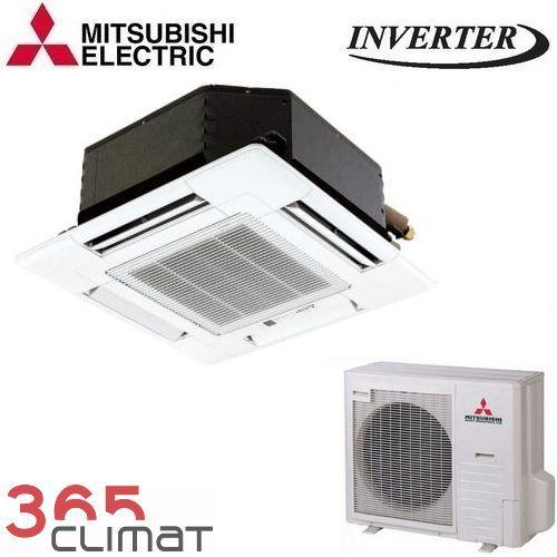 Mitsubishi Electric Кассетные Inverter (-10°C)