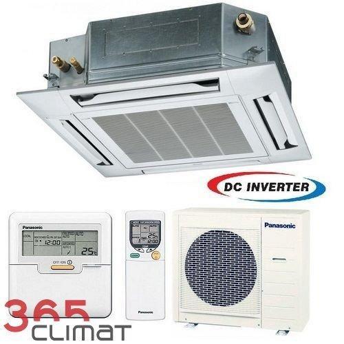 Panasonic Кассетные Inverter Semi FS (-15°C)