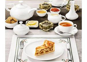 Чашка з блюдцем для чаю Wilmax 250 мл WL-993000/AB, фото 3