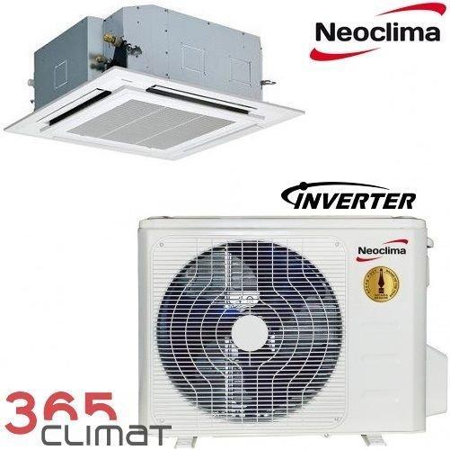 Neoclima Кассетные Inverter (-23°C)