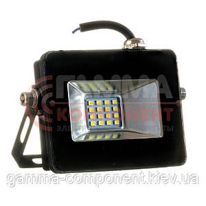 Прожектор светодиодный SMD AVT5 10Вт, 6000K, IP65, 220В