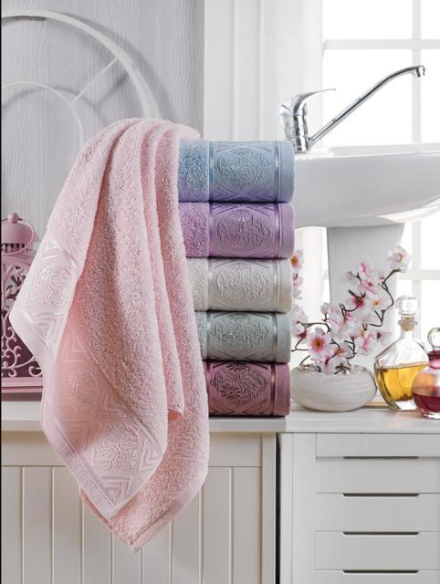 Лицевые полотенца 50х90 см