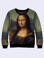Свитшот Мона Лиза