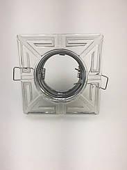 Встраиваемый светильник Feron 8070 прозрачный ( В наличии 3 шт.)