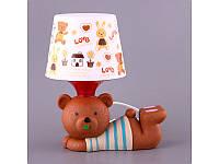 Светильник с абажуром Fashion Lamp Мишка 28 см 39-221, фото 1