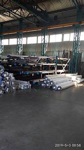 Труба 50х25х1,5 техническая нержавеющая прямоугольная  полированная AISI 201 (12Х15Г9НД). Со склада.