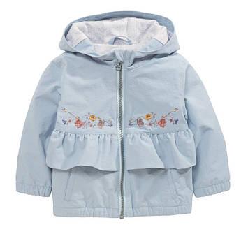 Куртка для девочки Цветы Jumping Beans 45506. Весенняя куртка. Детская куртка на весну.