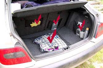 Сетки в багажник
