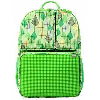 Набор рюкзак Upixel Joyful kiddo - Зеленый + пенал