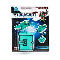 TRANSBOT Игрушка трансформер 12шт в асорт-те, фото 1