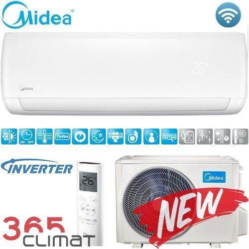 Midea Mission Inverter New 2018 (-20°C)