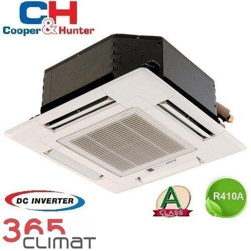 Cooper&Hunter Inverter Мульти-сплит Кассетные блоки (-15°C)